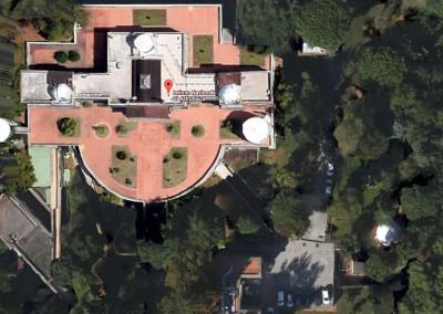 Palazzina laboratori osservatorio astronomico di Capodimonte