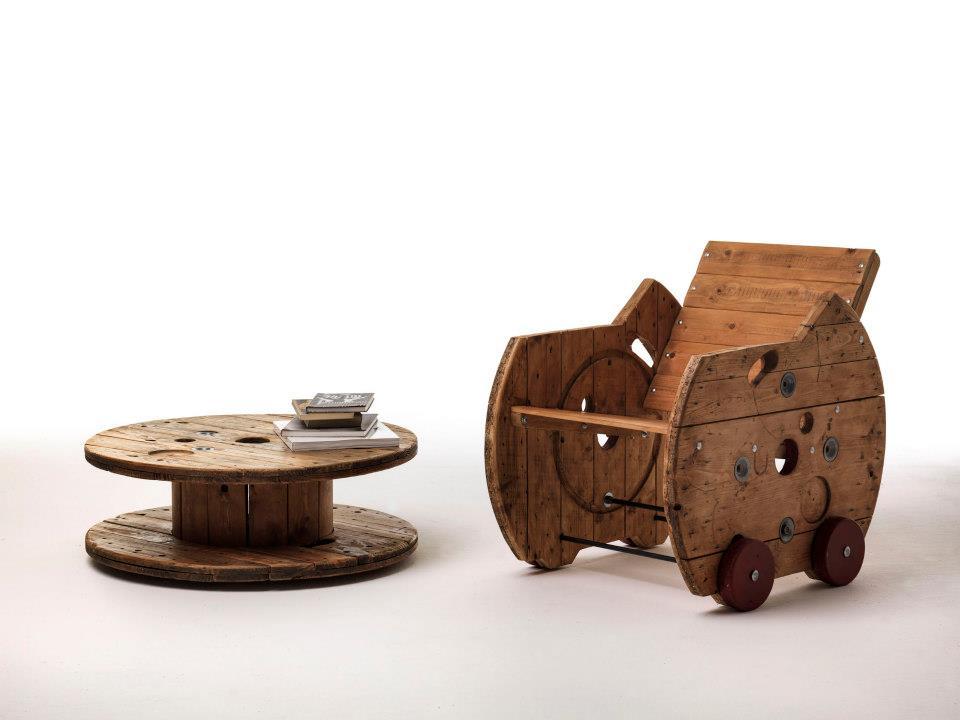 seduta Bocar - Sbobina Design