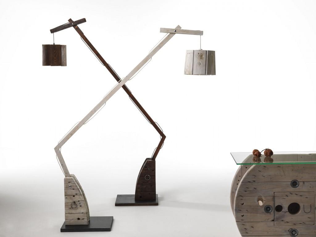 lampada Zivago - Sbobina Design