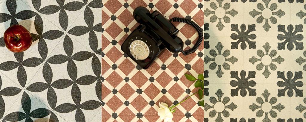 2 graniglie mosaic
