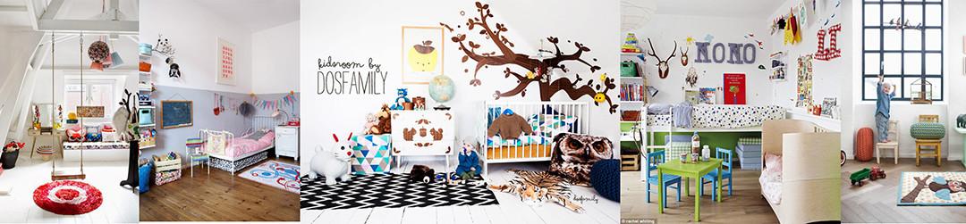 la camera dei bambini